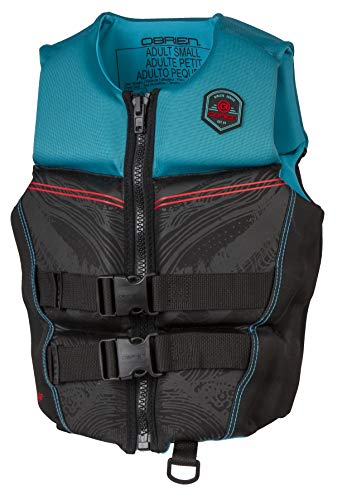 Why Should You Buy O'Brien Women's Flex V-Back Life Jacket, Spark