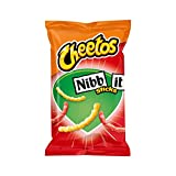Cheetohs Nibb-it stick patatas fritas | Cheetos | Chips de sal natural Nibb-it Sticks | Peso total...