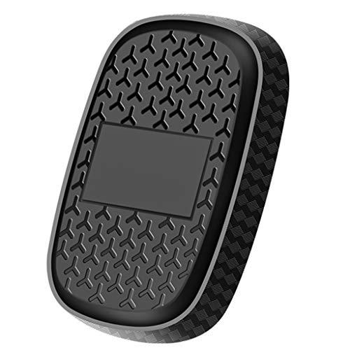 zrshygs Soporte magnético del Soporte del teléfono móvil de la Etiqueta engomada del Soporte de la Pared para la Oficina en casa del Coche