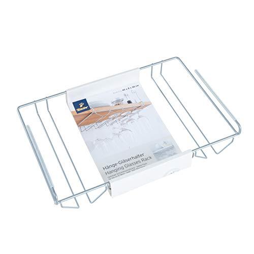 Tchibo Hänge-Gläserhalter für bis zu 12 Stielgläser 40 cm