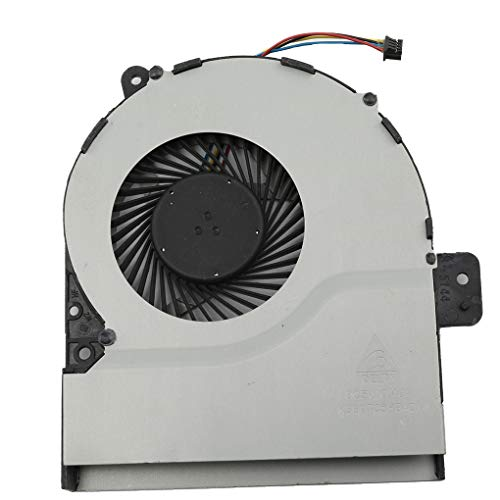 Deinbe Ersatz für ASUS X751M X751MA R752 Laptop CPU-Lüfter Low Noise High Power Computer-Zubehör