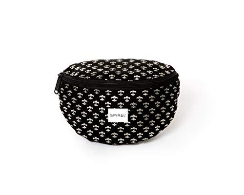Spiral Knight Bum Bag Sac Banane Sport 23 Centimeters 2 Noir (Black)