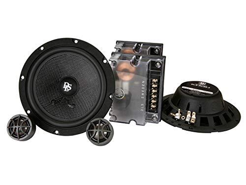 DLS Anniversary CK-RCS6.2-16,5 cm Komponenten-Lautsprecher mit 90 Watt (RMS: 50 Watt)
