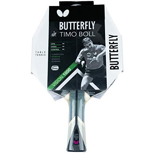 Butterfly Timo Boll Vision 1000 - Raqueta de ping pong