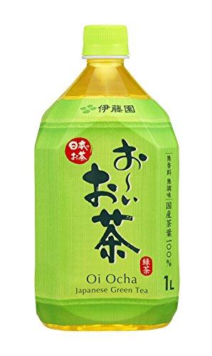 伊藤園 おーいお茶 緑茶 ペット 1000ml [4502]