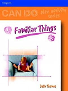 Can Do: Familiar Things (birth-3)