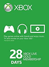 Xbox Live Gold 28 Dias
