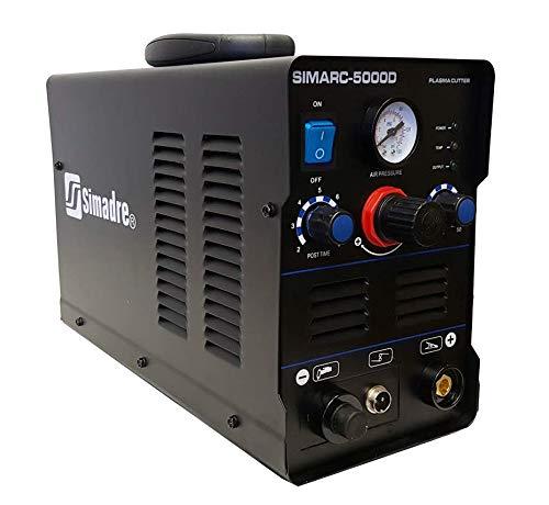 Simadre 5000d 110/220v 50a Dc Inverter Plasma Cutter