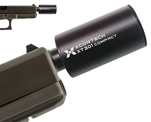 Xcortech XT301 Mini Tracer Unit[For GBB/-14mm] (Black)