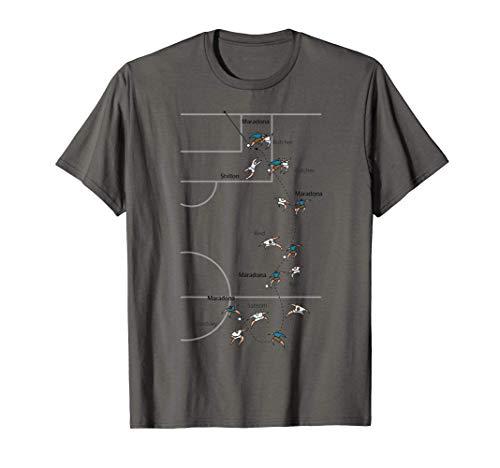 El Gol del Siglo Camiseta