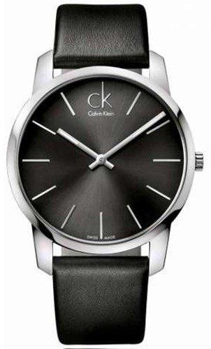 Reloj de los hombres de la ciudad de Calvin Klein CK K2G21107