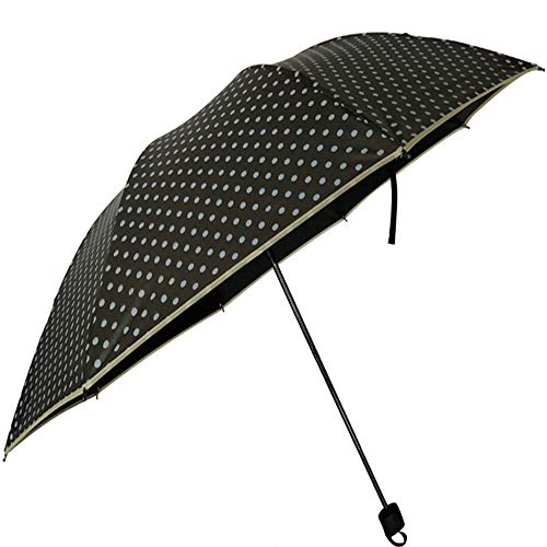 Zp umbrella Faltbarer Regenschirm Leichtgewicht, Automatisches Öffnen/Schließen, Mode, Rutschfester Griff für einfaches Tragen. (Color : B)