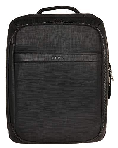 GUESS HM6543POL84 Backpack Men BLACK GENERICA