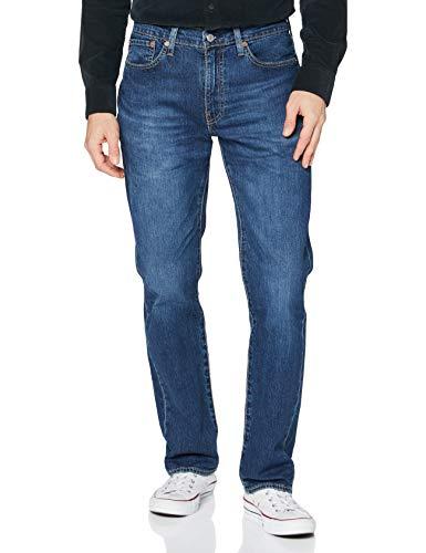Levi's 514 Straight Jeans Vaqueros, Laurelhurst Myself, 32W / 30L para Hombre