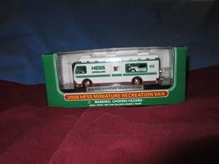 2008 Hess Miniature Recreation Van