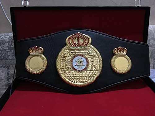 WBA - Cinturón de Boxeo para Adulto