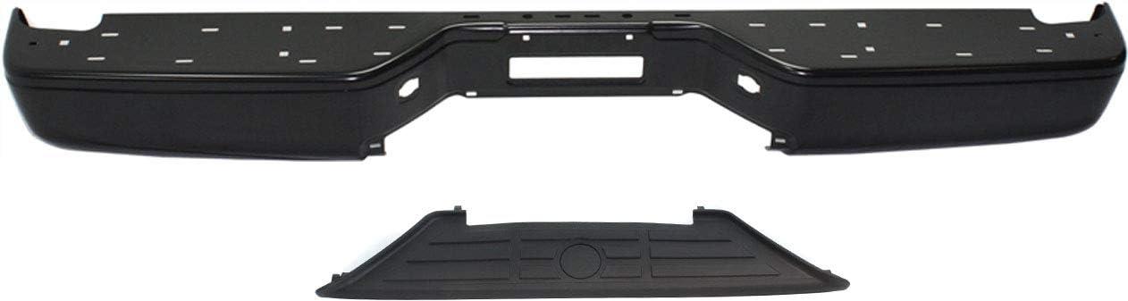 Evan-Fischer Step Bumper Compatible 数量限定アウトレット最安価格 Nissan Titan 高額売筋 with 2004-2014