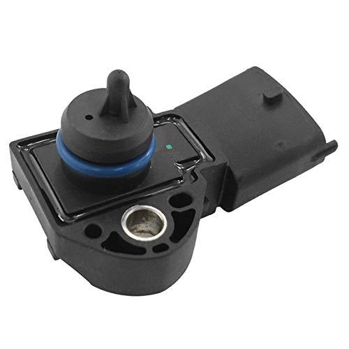 FLLOVE FANGLIANG Sensor de presión de Combustible FIT para Volvo S40 V50 I 2.4I 0261230236 (Color : Black)