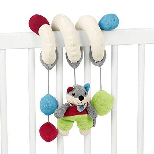 Sterntaler 6611402 Spielzeugspirale Wilbur
