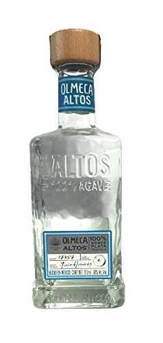 Olmeca Altos Plata Tequila 38% 0,7l Flasche