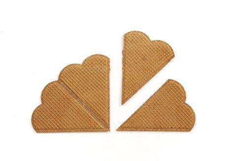 Barquillos de helado 'Corazón' 200 piezas