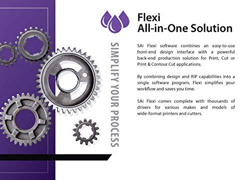 Flexi Software 6 MONTHS Subscription - Flexi Complete with Design, Cut, RIP...