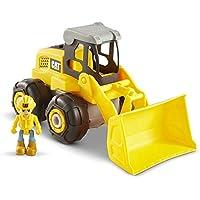 Cat Construction Build Your Own Junior Crew Excavator Building Toy
