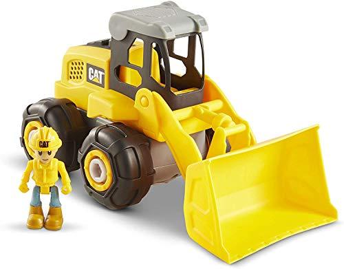Cat Construction Build Your Own Junior Crew Excavator  $7.39 at Amazon