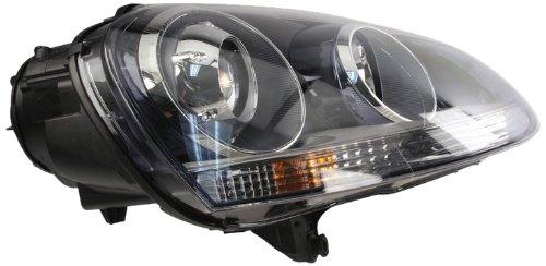 06 jetta headlight assembly - 5