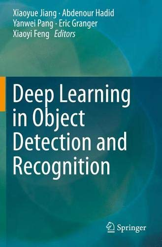 [画像:Deep Learning in Object Detection and Recognition]