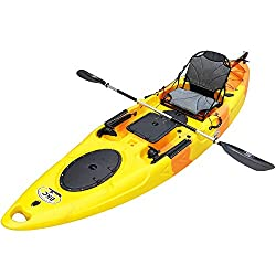 Kayaks for 300 lb man 5