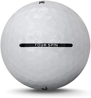 RAM 6 Dozen Golf Tour Spin 3 Piece Golf Balls - Incredible Value Tour Quality