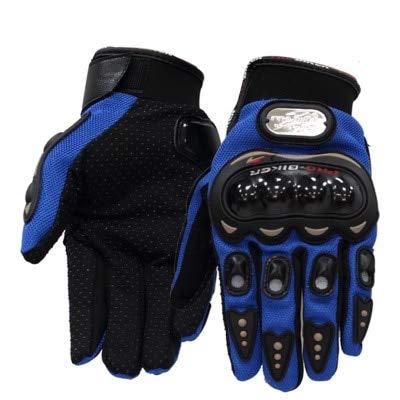 Pro-Biker Motorrad Bildschirm Touch Handschuhe Vollfinger Outdoor Sport Reiten Motorradhandschuhe Rennradhandschuhe