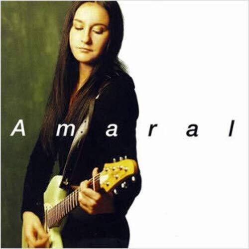 Amaral  -Amaral(LP-Vinilo + Cd)