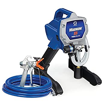 Graco Magnum 262800 X5 Stand Airless Paint Sprayer Blue