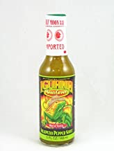 Iguana Mean Green Jalapeño Pepper Sauce - (3 Pack of 5 Oz. Bottles)