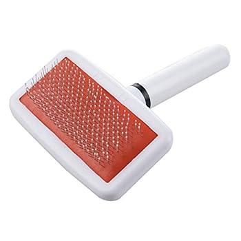 TOOGOO(R)Brosse Peigne Toilettage Eliminateur Poils/peigne pour le toilettage de chiens et autres animaux de compagnie