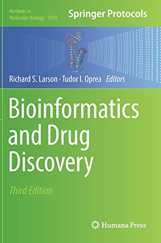 Bioinformatics and Drug Discovery (Methods in Molecular Biology, 1939)