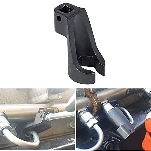 FLYINGWING Herramienta de extracción de enchufe de alta presión de 19 mm para Detroit Diesel DD13 DD15 DD16, alternativa a W47058090900/J48770