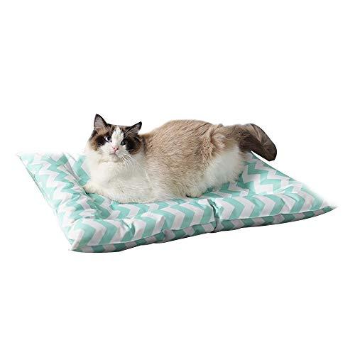 Alfombrilla para mascotas No es tóxico Autorrefrigeración cojín for perros y gatos incorporado gel líquido impermeable eficaz for mascotas hielo del cojín de gato / perro / amortiguador de enfriamient