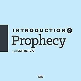 Introduction to Prophecy                   By:                                                                                                                                 Skip Heitzig                               Narrated by:                                                                                                                                 Skip Heitzig                      Length: 1 hr and 33 mins     1 rating     Overall 5.0