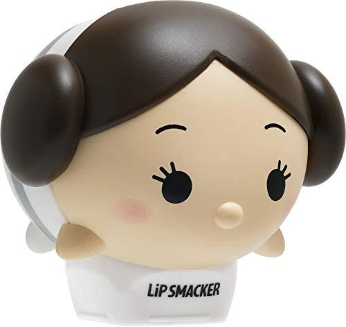 Lip Smacker Disney Tsum Tsum Lip Balm, Princess Leia, Cinnamon Buns , 0.26 ounce