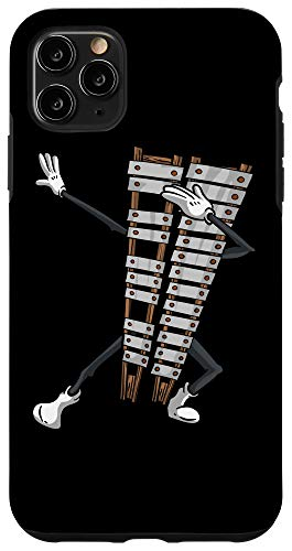 iPhone 11 Pro Max Cool Dabbing Glockenspiel | Funny Percussion Boys Girls Gift Case