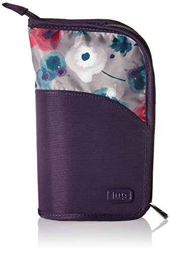 Lug Women's Canoe Makeup Case, Water, WATERCOLOR PEARL, One Size