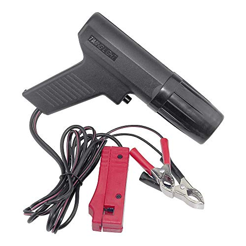 OBDMONSTER Ignition Timing Light, 12V Strobe Lamp Inductive Petrol Engine Timing Gun Automotive Tool for Car Motorcycle Marine