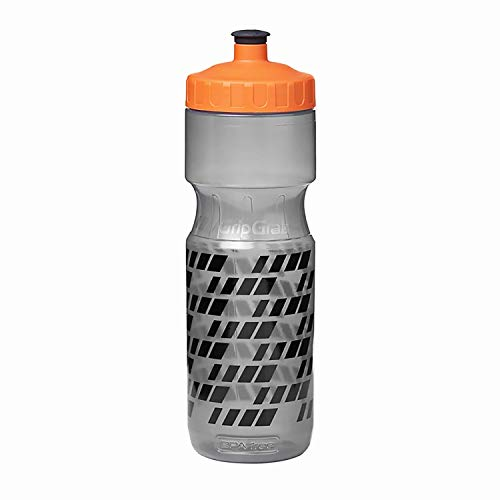 GripGrab BPA-free Cycling Water-Bottles 600ml 800ml 6 Colours Small Large Bicycle Bidons from Bio-Degradable Plastic