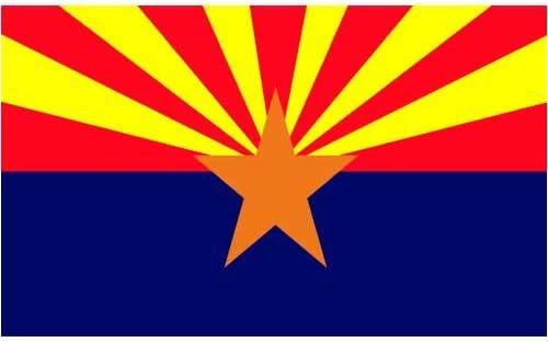 Arizona 8ft x Flag San Antonio Mall 12ft Nylon Factory outlet