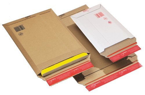 ColomPac® Versandtaschen Außenmaße 35,3 x 51,8 cm (BxH) geeignet fur A3