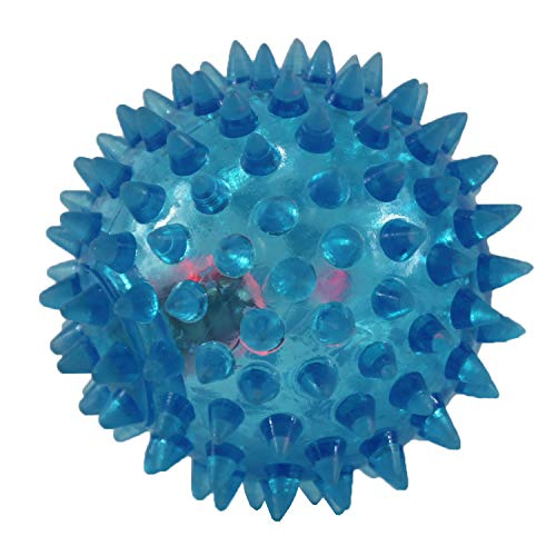 Dazzling Deals Light Up Spiky Ball