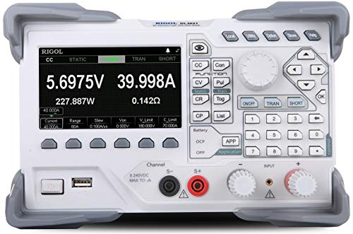Rigol DL3021 Elektronische Last 150 V/DC 40A 200W